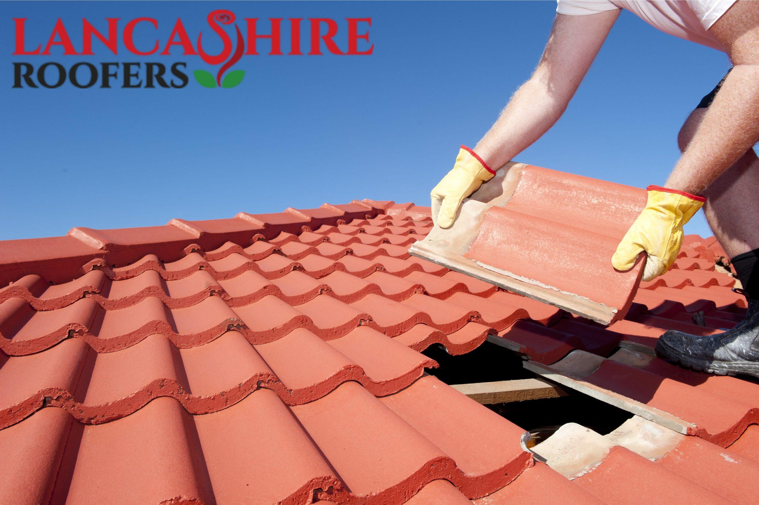 roof repairs Blackpool